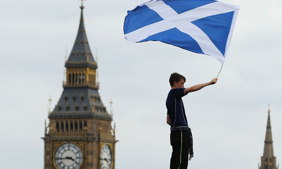Scotland's Revenge